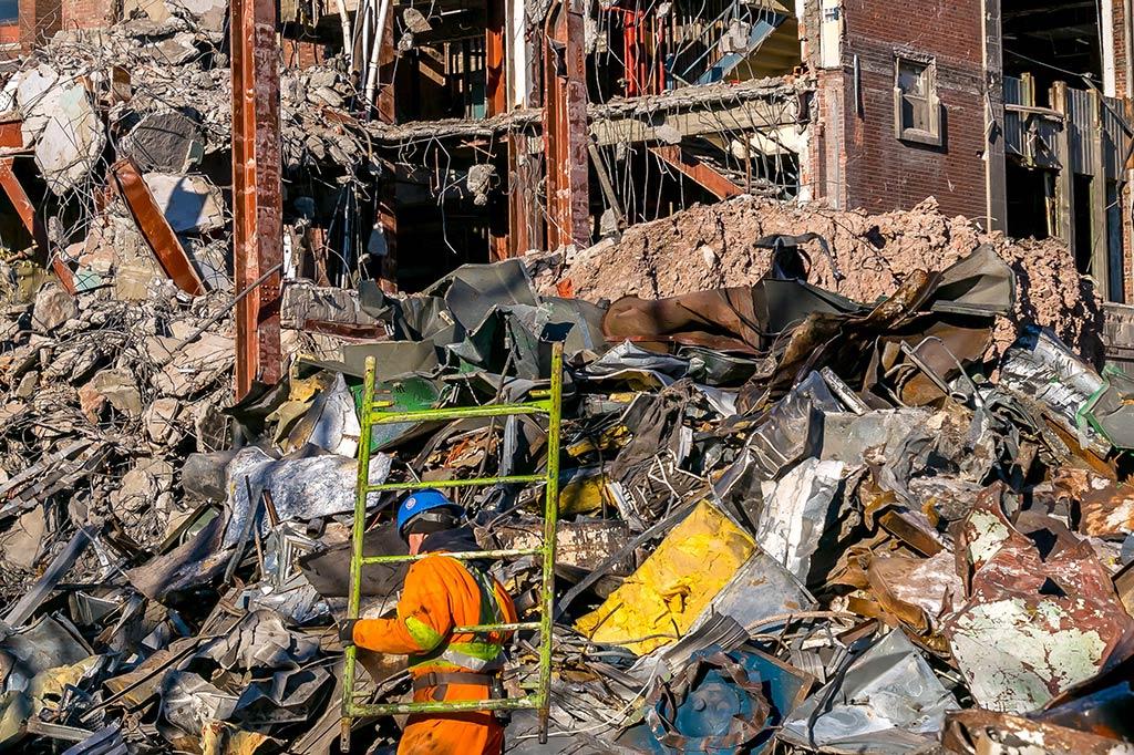 Mentés, katasztrófák elleni védekezés, helyreállítás