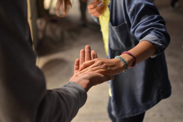 Kárpátalján segítség szegényeknek